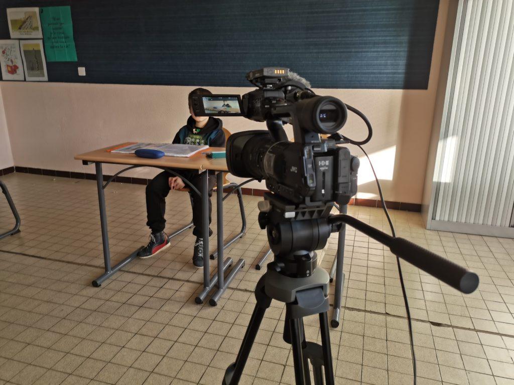 Interview Collège