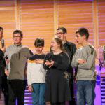 Interview de jeunes en situation de handicap